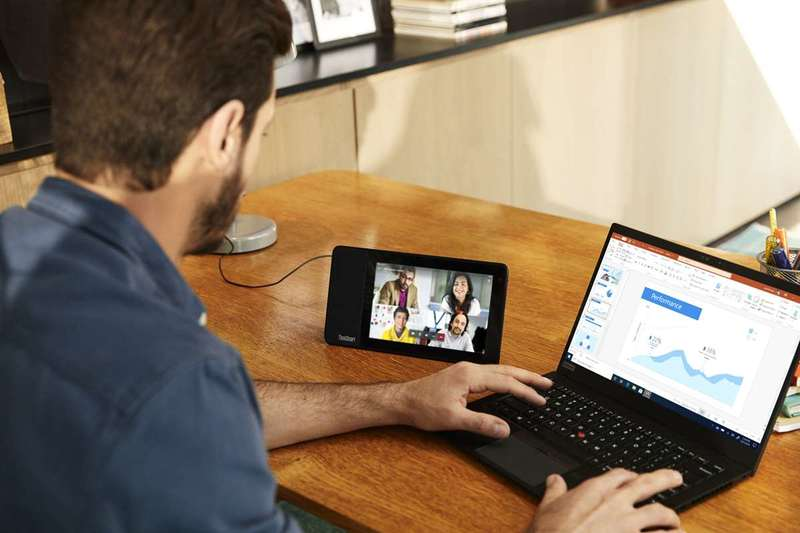 Lenovo : Smart Office – Smart Collaboration