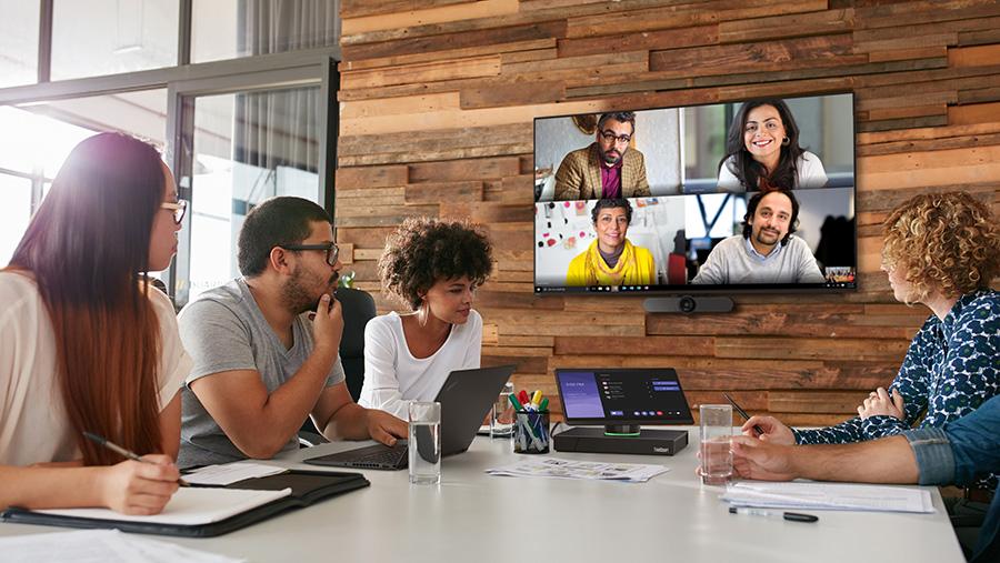 Lenovo - Smart collaboration
